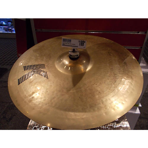 Zildjian 20in K Custom Ride Cymbal-thumbnail