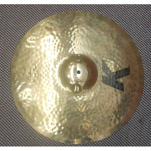 Zildjian 20in K Custom Session Ride Cymbal