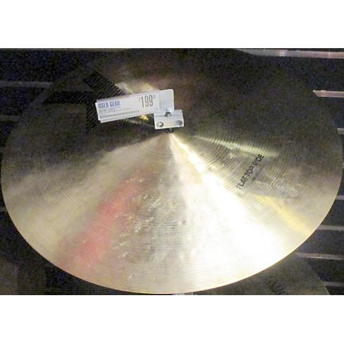 Zildjian 20in K Flat Top Ride Cymbal