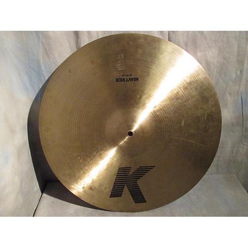 Zildjian 20in K Heavy Ride Cymbal