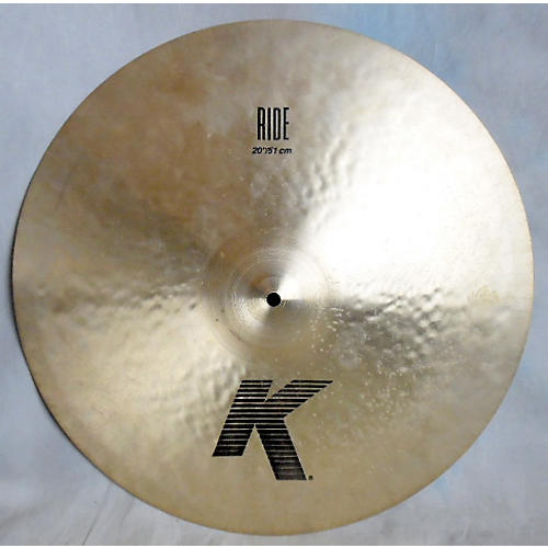 Zildjian 20in K Ride Cymbal-thumbnail