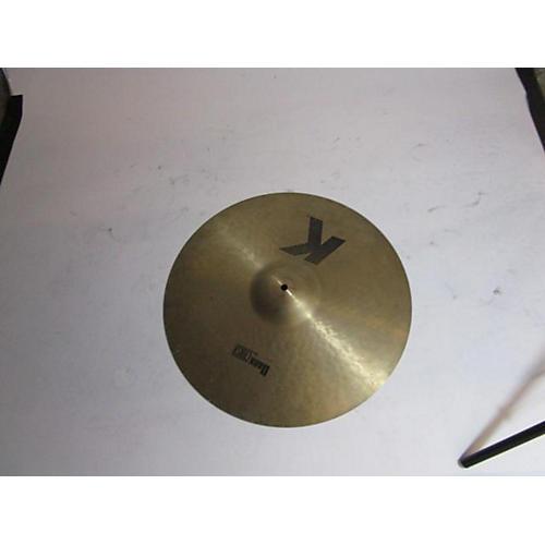 Zildjian 20in K Thin Dark Crash Cymbal