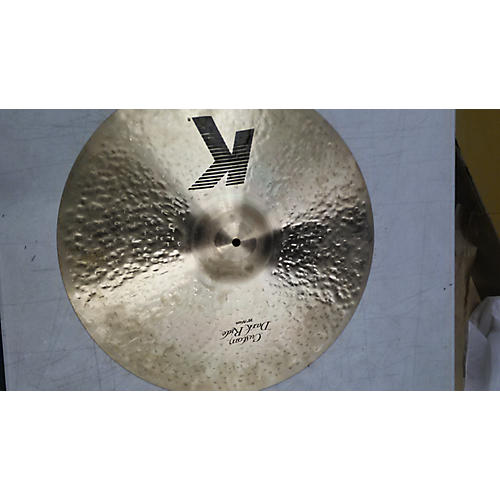 Zildjian 20in KUSTOM DARK RIDE Cymbal