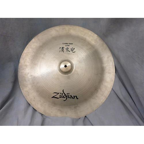 Zildjian 20in Low China Boy Cymbal