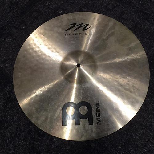 Meinl 20in M Series Medium Ride Cymbal  40
