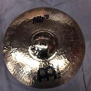 Meinl 20in MB20 HEAVY BELL RIDE Cymbal