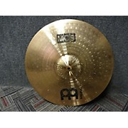 Meinl 20in MCS Series Ride Cymbal Cymbal