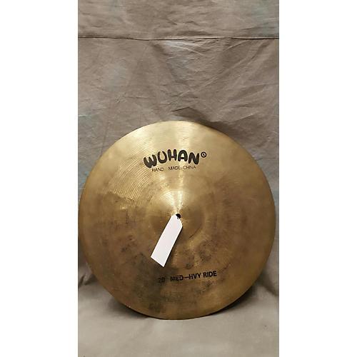 Wuhan 20in Med-hvy Cymbal