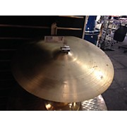 UFIP 20in Medium Ride Cymbal