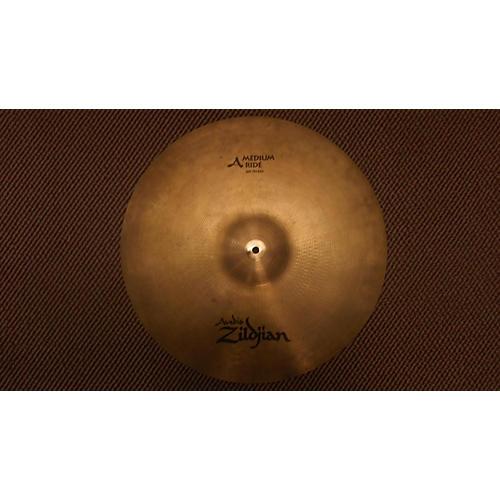 Zildjian 20in Medium Ride Cymbal  40