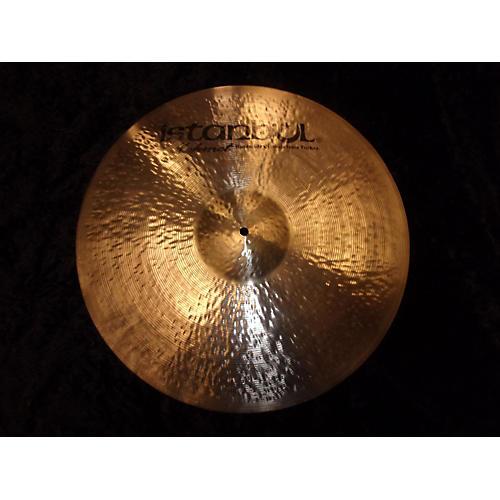 Istanbul Mehmet 20in Medium Ride Cymbal-thumbnail