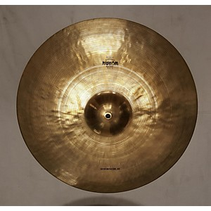 Pre-owned Wuhan 20 inch Medium Ride Cymbal by Wuhan