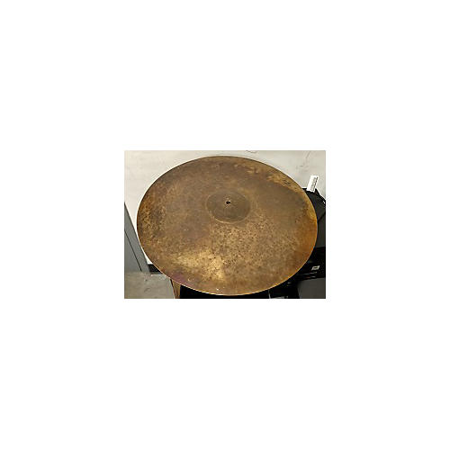 Istanbul Agop 20in Mehmet Traditional Series Medium Ride Cymbal-thumbnail