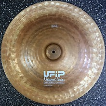 UFIP 20in Natural China Earcreated Cymbal