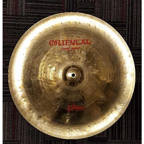Zildjian 20in Oriental China Trash Cymbal-thumbnail