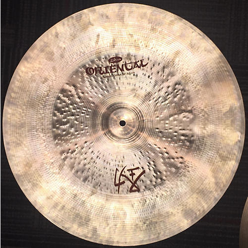Zildjian 20in Oriental China Trash Cymbal-thumbnail