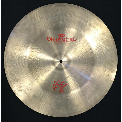 Zildjian 20in Oriental Classic China Cymbal-thumbnail