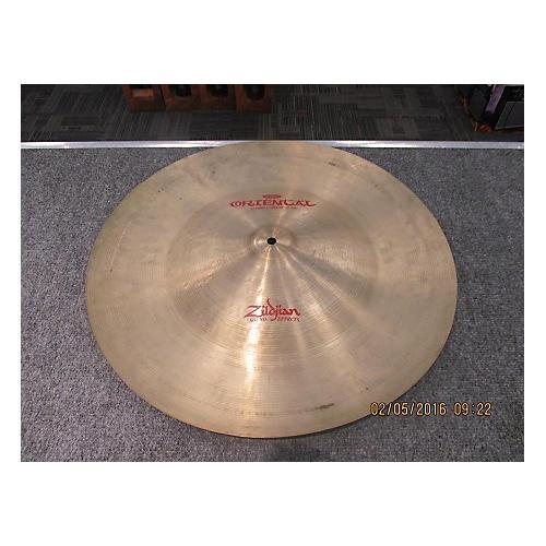 Zildjian 20in Oriental Classic China Cymbal