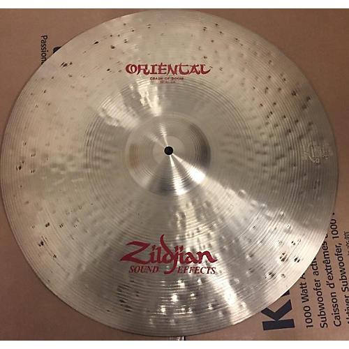Zildjian 20in Oriental Crash Of Doom Cymbal