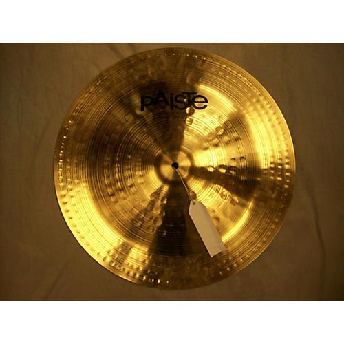 Paiste 20in PROTOTYPE Cymbal