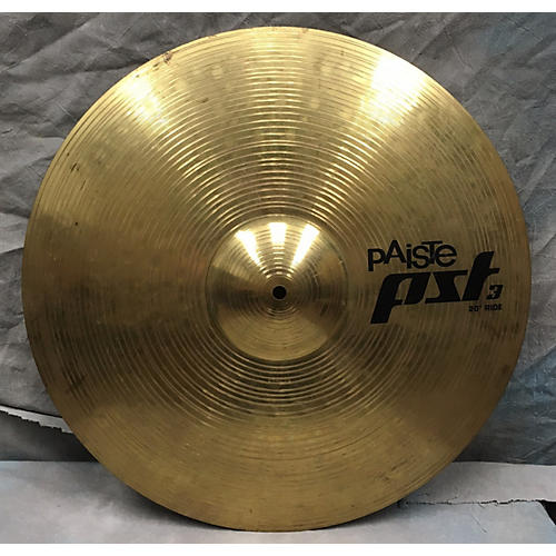 Paiste 20in PST 3 20 INCH RIDE Cymbal-thumbnail