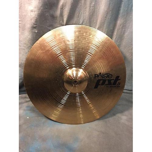 Paiste 20in PST 5 ROCK CRASH Cymbal-thumbnail