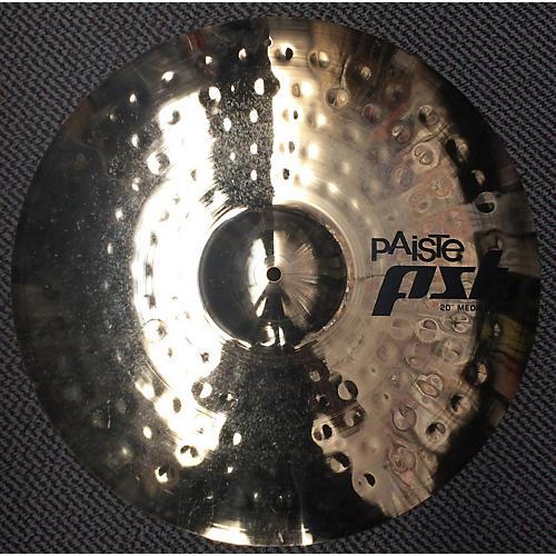 Paiste 20in PST 8 MEDIUM RIDE Cymbal