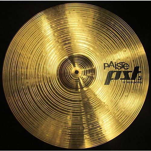 Paiste 20in PST MEDIUM RIDE Cymbal-thumbnail