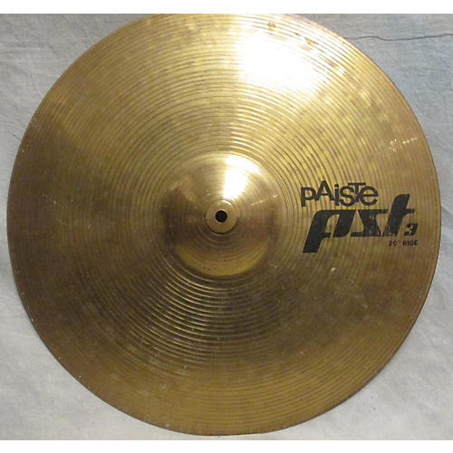 Paiste 20in PST Ride Cymbal-thumbnail