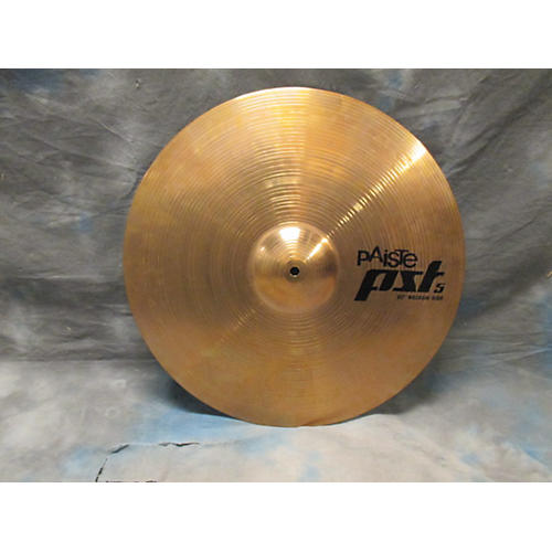 Paiste 20in PST5 Medium Ride Cymbal-thumbnail
