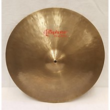 Bosphorus Cymbals 20in Pang Thang 20 Inch Cymbal
