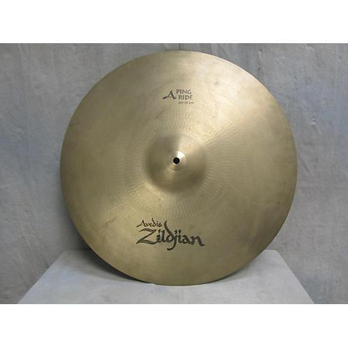 Zildjian 20in Ping Ride Cymbal-thumbnail