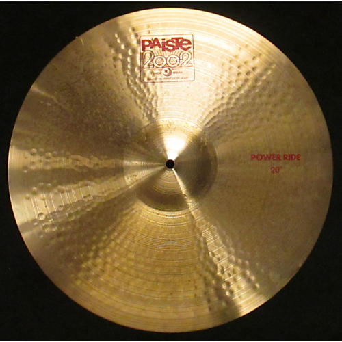 Paiste 20in Power Ride Cymbal-thumbnail