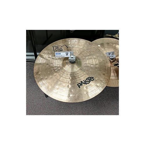 used paiste 20in power ride cymbal guitar center. Black Bedroom Furniture Sets. Home Design Ideas