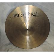 Istanbul Mehmet 20in Pre-Split Heavy Cymbal