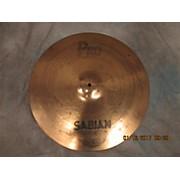 Sabian 20in Pro Crash Marching Cymbal