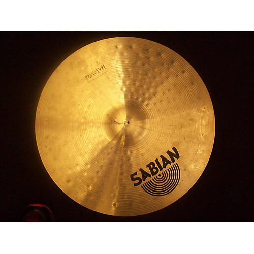 Sabian 20in Prototype Ride Cymbal  40
