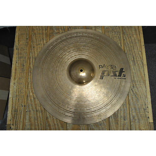 Paiste 20in Pst5 Rock Ride Cymbal