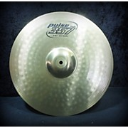 Paiste 20in Pulse 357 20in Ride Cymbal