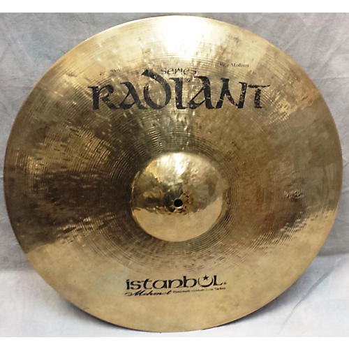 Istanbul Agop 20in RADIANT SERIES RIDE Cymbal