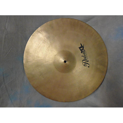 World Percussion 20in Radian XL Definition Cymbal