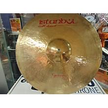 Istanbul Mehmet 20in Ride Cymbal