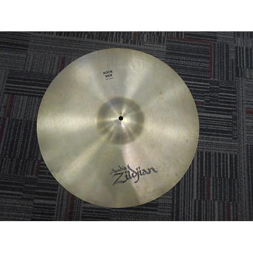 Zildjian 20in Rock Ride Cymbal-thumbnail