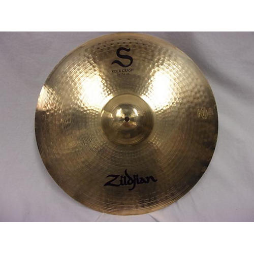 Zildjian 20in S SERIES ROCK CRASH Cymbal-thumbnail