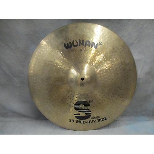 Wuhan 20in S Series Medium Heavy Ride Cymbal