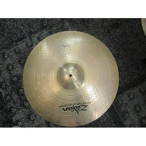 Zildjian 20in SOUND LAB LTD EDITION Cymbal-thumbnail