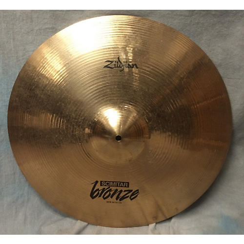 Zildjian 20in Scimitar Bronze Ride Cymbal