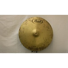 Pearl 20in Signature Cymbal