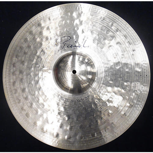 Paiste 20in Signature Dry Heavy Ride Cymbal  40