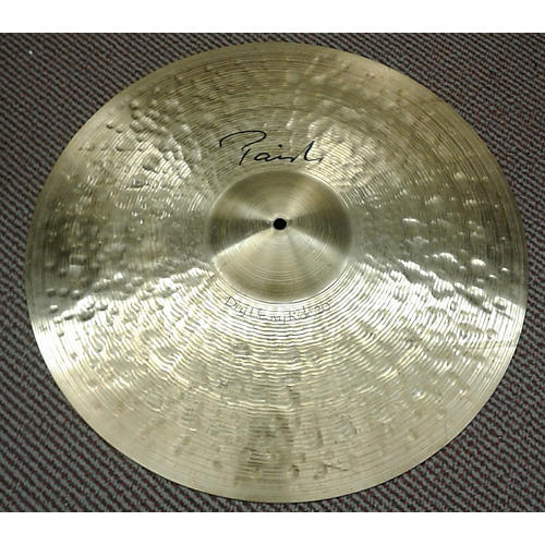 Paiste 20in Signature Dry Heavy Ride Cymbal